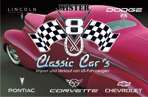 US Fahrzeuge US Ersatzteile Import Reparatur V8 Chevrolet Dodge Pontic Cadillac GM Mopar